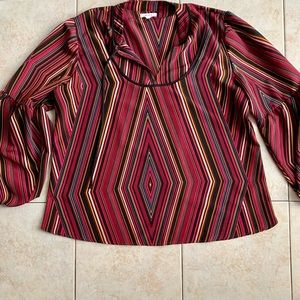 Maurices Striped Blouse
